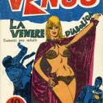 """Venus n. 10 """"La venere diabolica"""", Novembre 1966"""