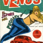"""Venus n. 11 """"Il sapore del peccato"""", Dicembre1966"""