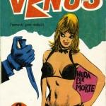 """Venus n. 6 """"Nuda per la morte"""", Luglio 1966"""