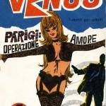 "Venus n. 7 ""Parigi: operazione amore"", Agosto1966"