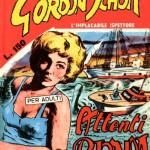 "Gordon Schott n. 3, ""Attenti alla bionda"", Ottobre 1964"