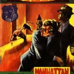 """Gordon Schott n. 6, """"Manhattan hotel"""", Gennaio 1965"""