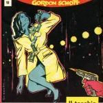 """Gordon Schott n. 10, """"Il teschio d'argento"""", Maggio 1965"""