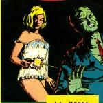 """Gordon Schott n. 14, """"La morte sta ballando"""", Ottobre 1965"""