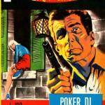 """Gordon Schott n. 15, """"Poker di cadaveri"""", Novembre 1965"""