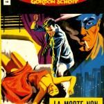"Gordon Schott n. 16, ""La morte non va in vancanza"", Dicembre 1965"